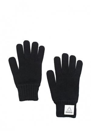 Перчатки Reebok ACT FND KNITTED GLOVE. Цвет: черный