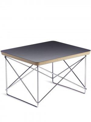 Журнальный стол LTR Vitra. Цвет: черный