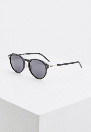 Очки солнцезащитные Christian Dior Homme TECHNICITY7F 807. Цвет: черный