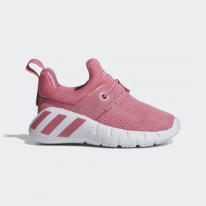 Кроссовки-слипоны RapidaZen Sportswear adidas. Цвет: белый
