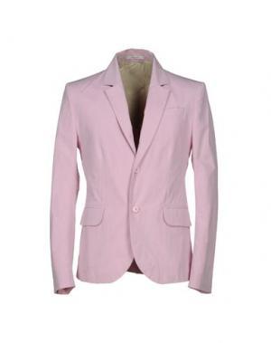 Пиджак CARVEN. Цвет: розовый