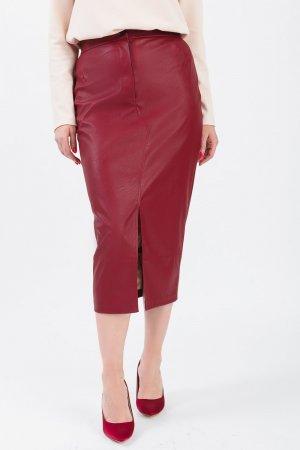 Кожаная юбка Lacy
