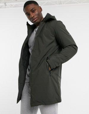 Куртка-дождевик Jonathan-Зеленый Fat Moose