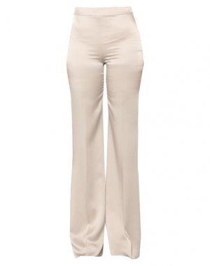 Повседневные брюки MAX MARA. Цвет: светло-серый