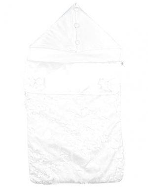 Детский конверт ALETTA. Цвет: белый