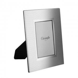 Рамка для фотографии Madison 6 Christofle. Цвет: серебряный