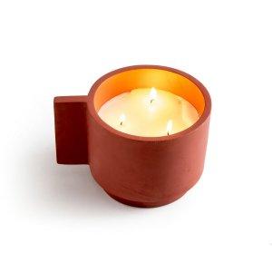 Свеча LaRedoute. Цвет: серый