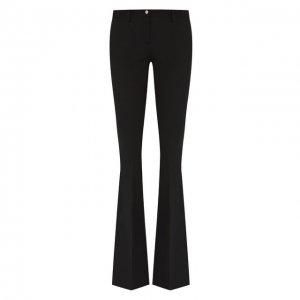 Расклешенные брюки Philipp Plein. Цвет: чёрный