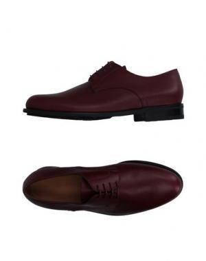 Обувь на шнурках ARFANGO. Цвет: баклажанный