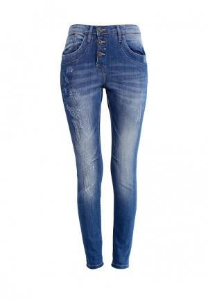 Джинсы Colorado Jeans BOYFRIEND. Цвет: синий