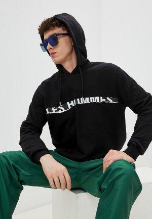 Худи Les Hommes Urban. Цвет: черный
