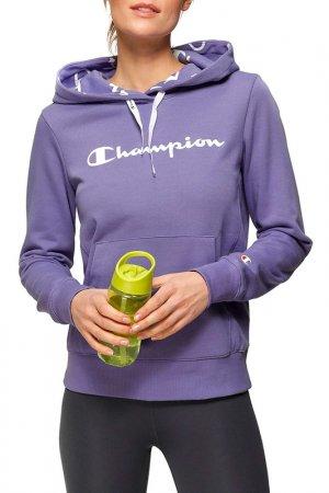Толстовка Legacy Hooded Champion. Цвет: фиолетовый