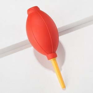 Сушилка для выдувания клея накладных ресниц SHEIN. Цвет: красный