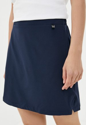 Юбка Helly Hansen W THALIA SKIRT. Цвет: синий