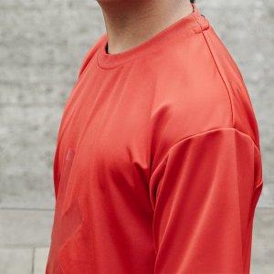 Комплект: футболка и шорты x LEGO® NINJAGO® Kai adidas. Цвет: красный