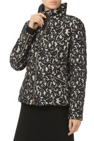Куртка Basler. Цвет: черный, белый