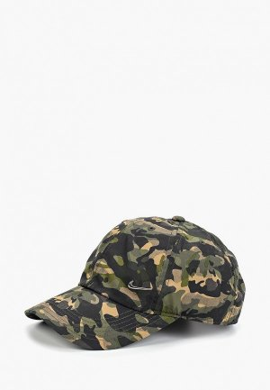 Бейсболка Nike HERITAGE86 KIDS ADJUSTABLE HAT. Цвет: хаки