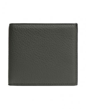 Бумажник 8 by YOOX. Цвет: зеленый-милитари