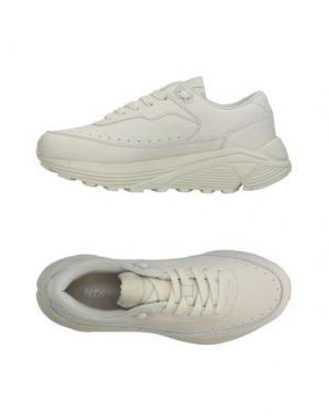 Низкие кеды и кроссовки HI-TEC. Цвет: бежевый