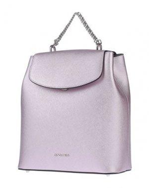 Рюкзаки и сумки на пояс CROMIA. Цвет: сиреневый