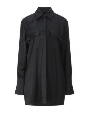 Pубашка BLACK LABEL. Цвет: черный