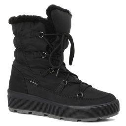 Ботинки 4712 черный ANTARCTICA