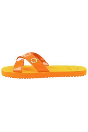 Сланцы Flip Flop. Цвет: оранжевый