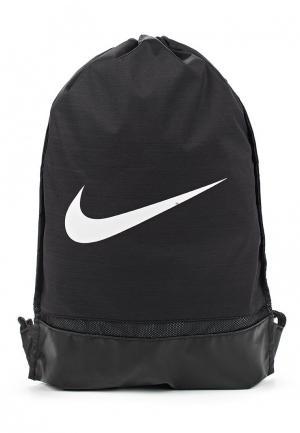 Мешок Nike Brasilia. Цвет: черный