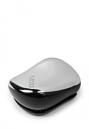 Расческа Tangle Teezer Compact Styler Starlet. Цвет: серебряный