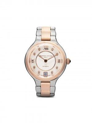 Наручные часы Classics Delight Automatic 33 мм Frédérique Constant. Цвет: белый