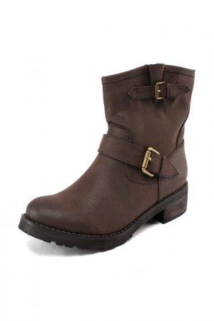 Ботинки Francesco Milano. Цвет: коричневый