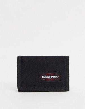 Черный бумажник Eastpak