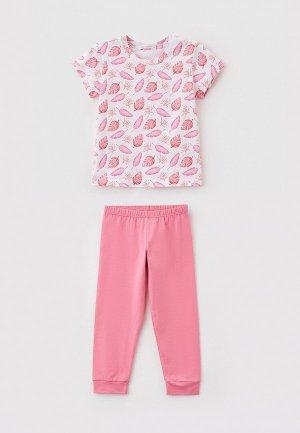 Пижама Ritta Romani FLAMINGO. Цвет: разноцветный