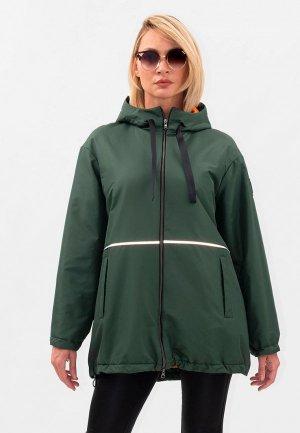 Куртка утепленная Doctor E. Цвет: хаки