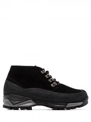 Ботинки Asiago Diemme. Цвет: черный