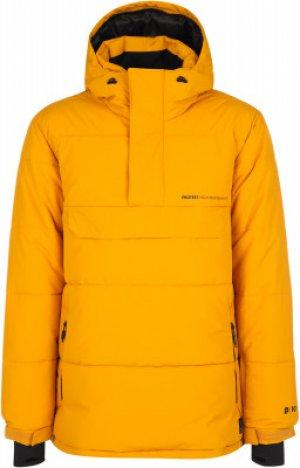 Куртка утепленная мужская Barnard Anorak, размер 52-54 Protest. Цвет: желтый
