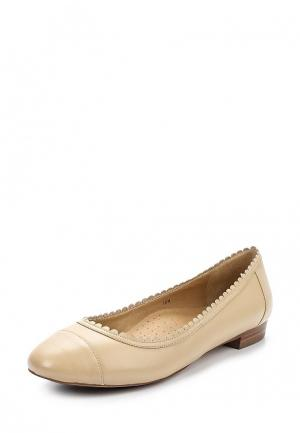 Туфли Vaneli Cabot-ecru. Цвет: бежевый