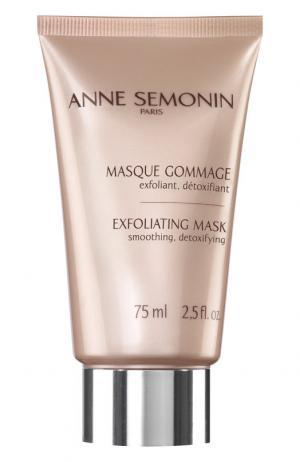 Отшелушивающая маска для лица Anne Semonin. Цвет: бесцветный