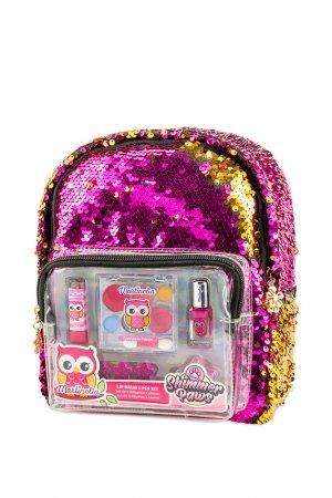 Набор косметики в рюкзаке Martinelia. Цвет: мультиколор