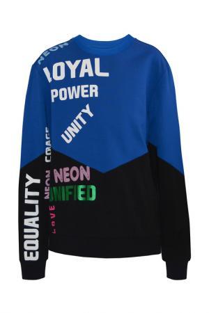 Пуловер STEFANIA. Цвет: мультицвет