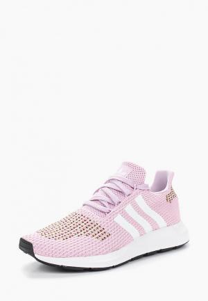 Кроссовки adidas Originals SWIFT RUN W. Цвет: розовый