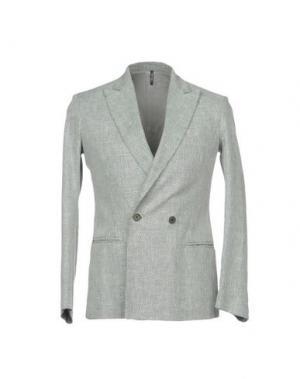 Пиджак 26.7 TWENTYSIXSEVEN. Цвет: темно-зеленый