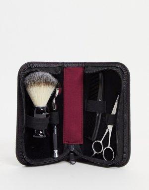Набор для бритья премиум-класса -Черный Ben Sherman