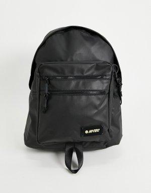 Рюкзак черного цвета Dillon-Черный цвет Hi-Tec