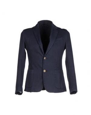 Пиджак ITALIANS GENTLEMEN. Цвет: темно-синий