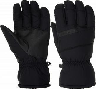 Перчатки мужские Gramus, размер 10,5 Ziener. Цвет: черный