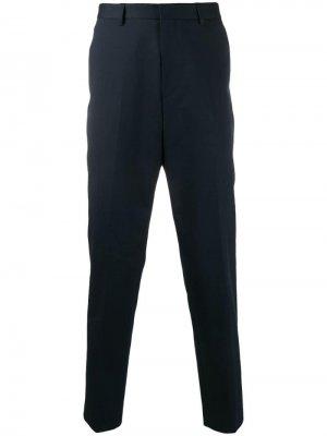 Классические брюки кроя слим Boss Hugo