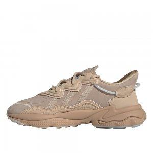 Ozweego adidas Originals. Цвет: бежевый