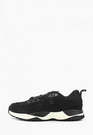 Кроссовки DC Shoes E.TRIBEKA. Цвет: черный