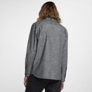 Мужская рубашка с длинным рукавом Hurley One And Only Nike